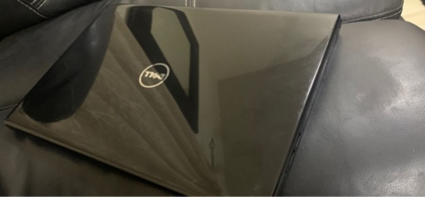 Used Dell inspiron 15 5000 series Touch in Dubai, UAE