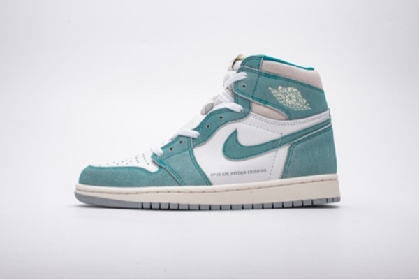 Used Air Jordan 1 OG Hi RetroTurbo Green in Dubai, UAE