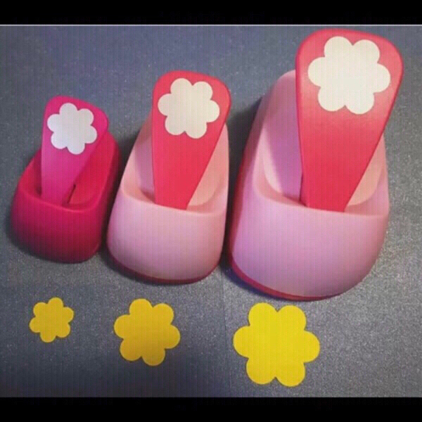 Used Set of 3 flower punches different sizes in Dubai, UAE