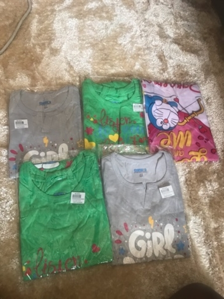 Used T shirt for kids in Dubai, UAE