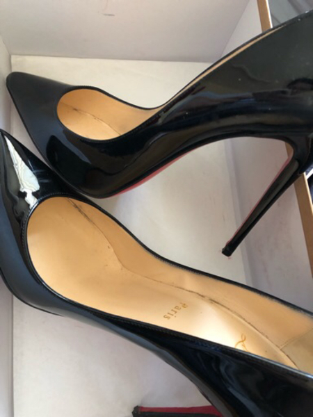 Used Christian Louboutin Original with bill in Dubai, UAE