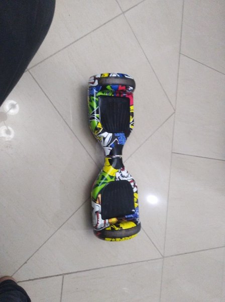 Used Hoverboard crony not used once in Dubai, UAE