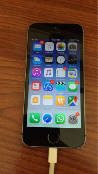 Used iPhone 5S 32GB in Dubai, UAE