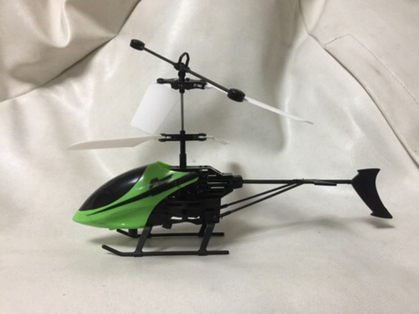 Remote less helicopter