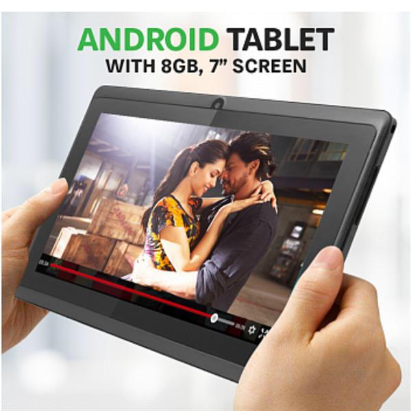 Used Epad Tablet 7 Inch, Android 4.4.2, 8GB, Wi-fi, Dual Core, 512MB,Dual Camera, 3G Dongle Sported in Dubai, UAE
