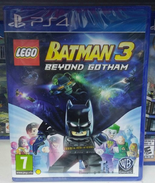 Used Ps4 GAME - BATMAN 3 (LEGO) in Dubai, UAE
