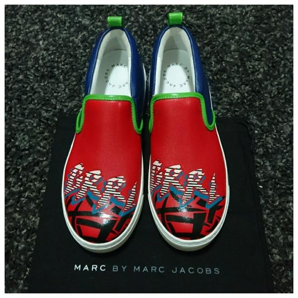 Used Authentic MARC BY MARC JACOBS Sneakers in Dubai, UAE