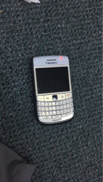 Used Blackberry Bold 9700 (Working) in Dubai, UAE