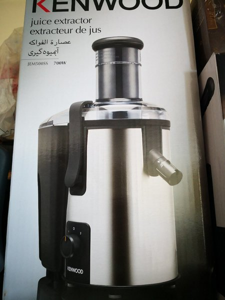 Used Brand new kenwood Juicer in Dubai, UAE