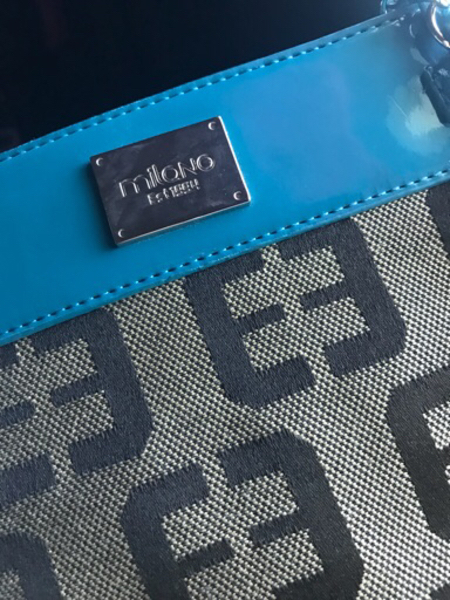 Used Barely Used Milano Handbag  in Dubai, UAE