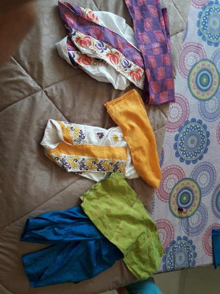 Used Krishna dresses in Dubai, UAE