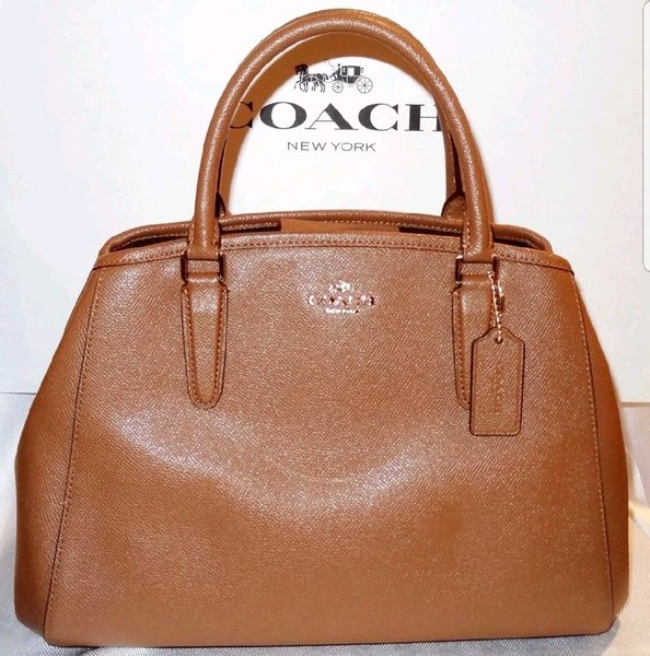 Used Authentic coach small margot in Dubai, UAE