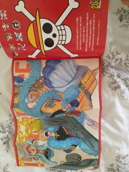 Used OnePiece - Magazine - Volume One in Dubai, UAE