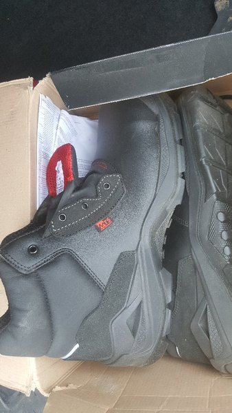 Used MTS Safety Shoes in Dubai, UAE