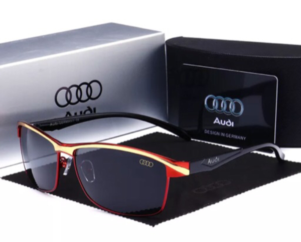 Used Audi brand sunglasses delivery in 20 day in Dubai, UAE