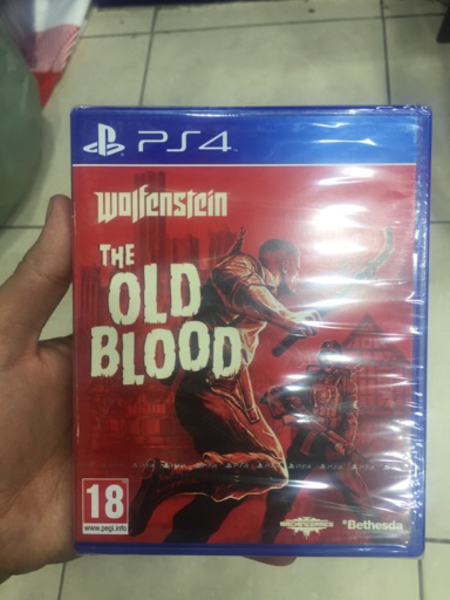 Used PS4 old blood in Dubai, UAE