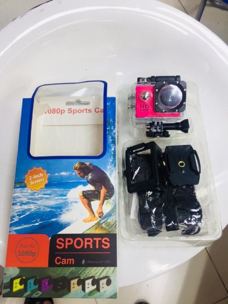 Used Sports Waterproof Cam for ride in Dubai, UAE