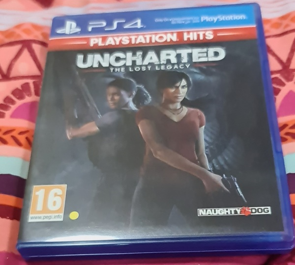 Used Uncharted: The Lost Legacy (PS4) in Dubai, UAE