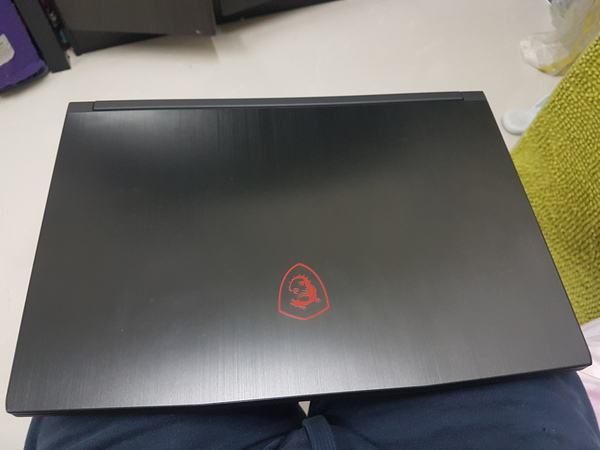 Used MSI I7 8TH GEN LAPTOP GTX 1050 4GB V RAM in Dubai, UAE