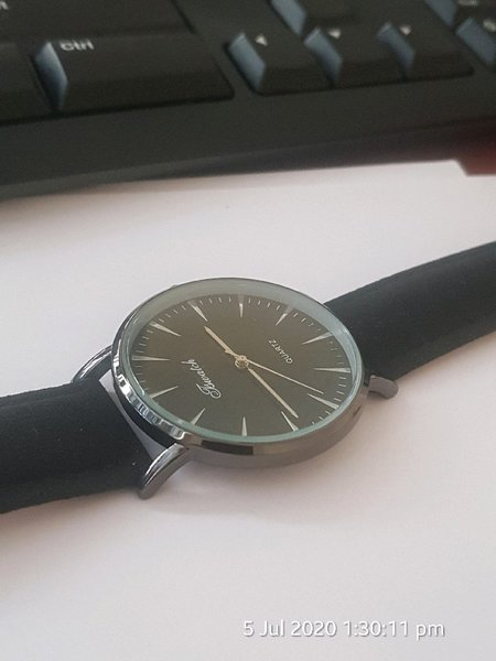 Used Slim Watch FIXED price in Dubai, UAE