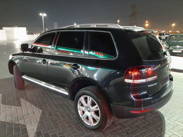 Used VOLKSWAGEN TOUAREG 2008 GCC FULL OPTIONS in Dubai, UAE