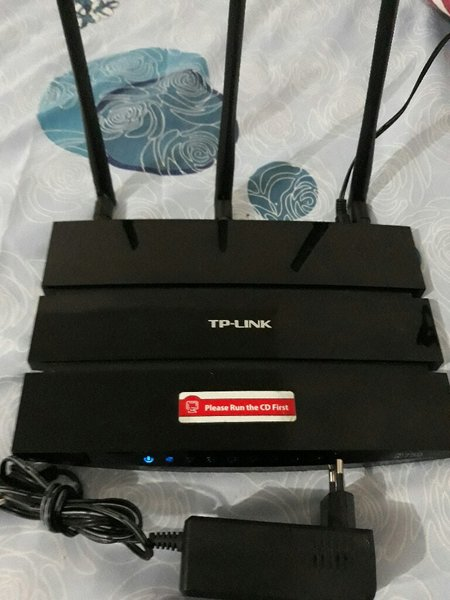 Used TP LINK n 750 router in Dubai, UAE