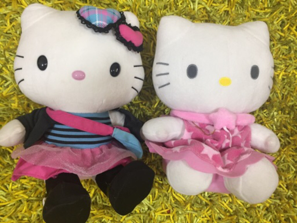 Used HELLO KITTY STUFFED TOYS (SANRIO) in Dubai, UAE