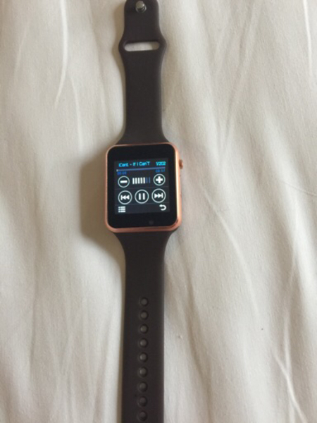 Used Spark sport smart watch in Dubai, UAE