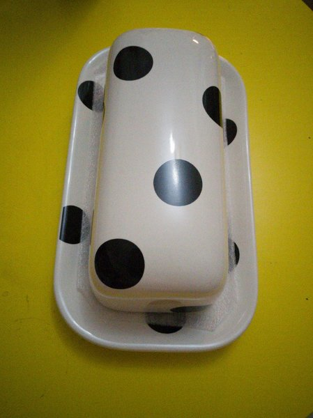 Used Butter dish. Kate Spade. Branded. New in Dubai, UAE