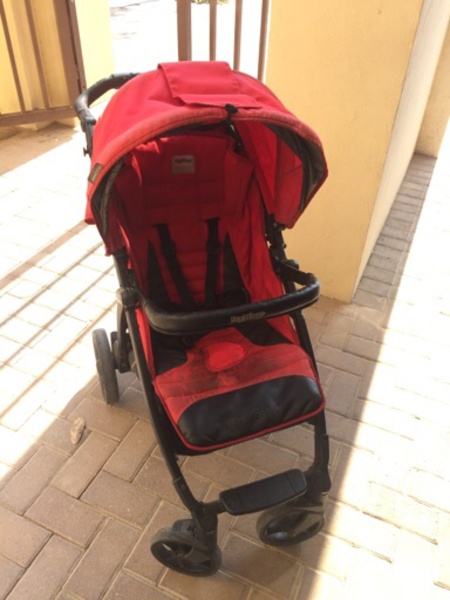 Used Peg Perego stroller/pushchair in Dubai, UAE