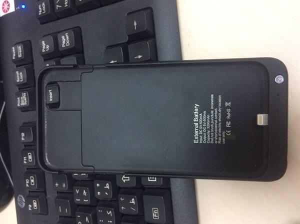 Used iPhone 6 Or 6s Power Bank Slightly Used. Working Condition.  in Dubai, UAE