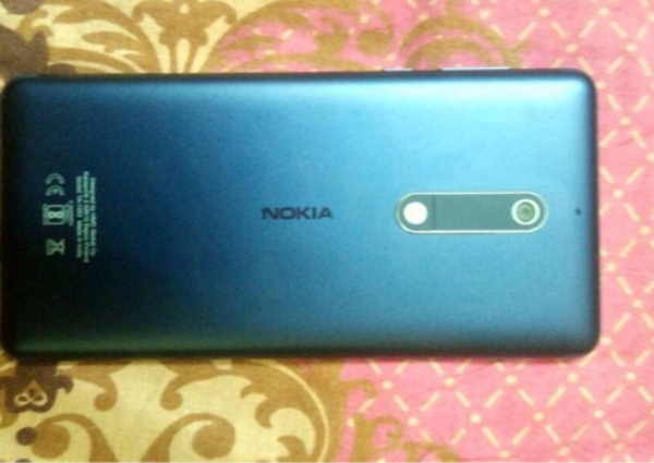 Nokia 5 used only for 2 month