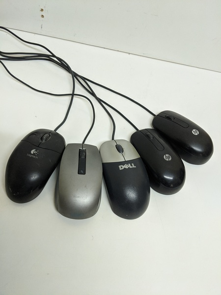 Used 5 pcs usb optical mouse used in Dubai, UAE