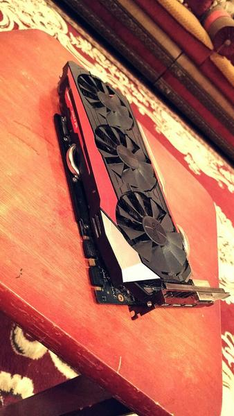 Used ASUS gtx 980ti strix in Dubai, UAE