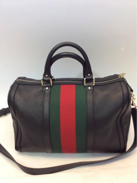 Used Gucci boston vintage; SALE 🔥 in Dubai, UAE