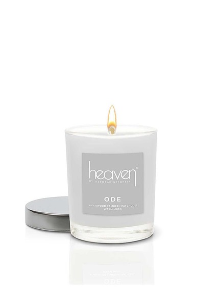 Used Heaven by Deborah Mitchell aroma candel in Dubai, UAE