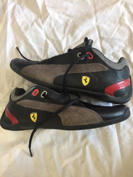 Used Selling Original Puma  shoes for kids in Dubai, UAE