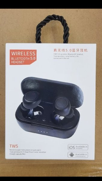 Used TWS, NEW . WIRELESS.EARPHONE in Dubai, UAE