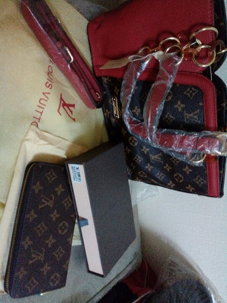 Used First Copy Bag Only in Dubai, UAE