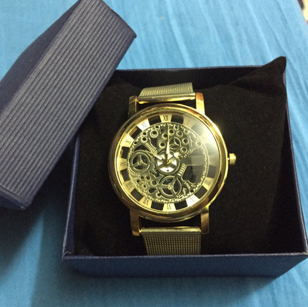 Used Gold Plated Soxy Watch in Dubai, UAE