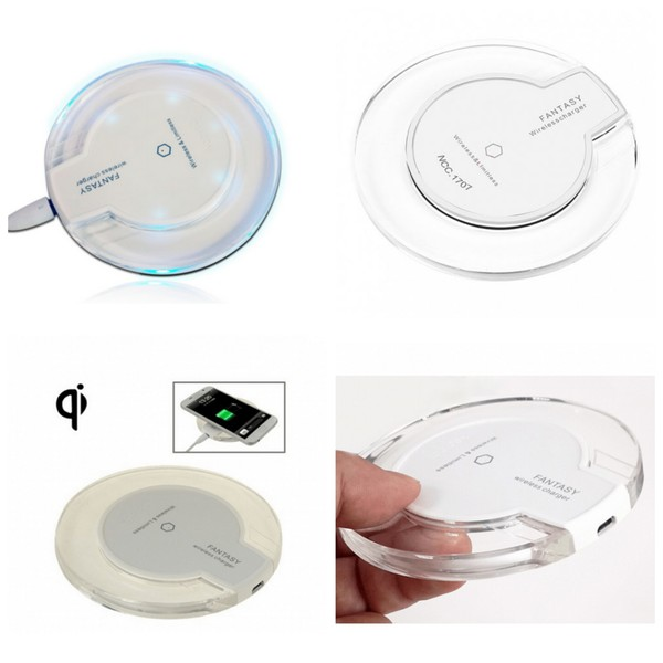 Used New white phone wireless charger in Dubai, UAE