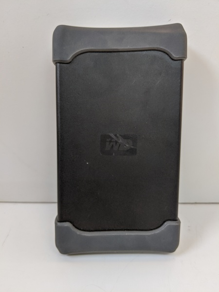 Used Wd Element external hdd with accessories in Dubai, UAE