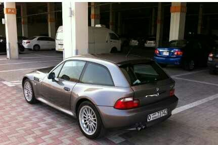 Used 2002 Z3 3.0i Coupe - FSH - Only 2002 GCC Spec Car in the UAE - Exchange possible in Dubai, UAE