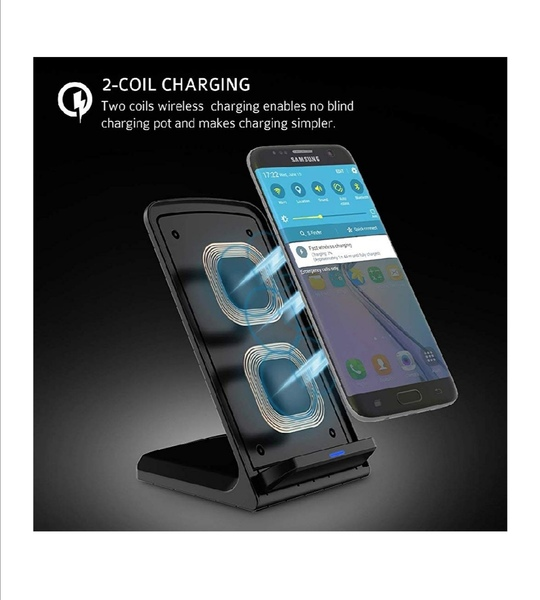 Used Wireless Charger Stand,Quick Charge in Dubai, UAE