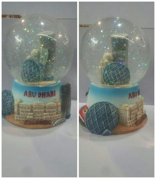 Used Abu Dhabi Snow Ball - Large ! in Dubai, UAE
