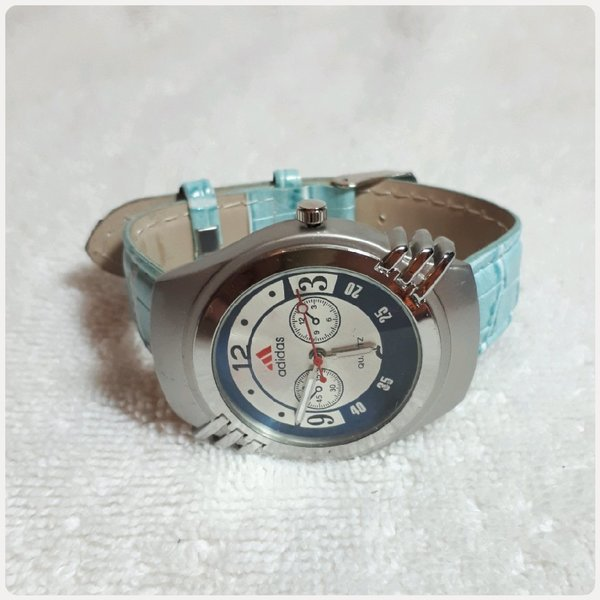 Used ADIDAS watch for her in Dubai, UAE