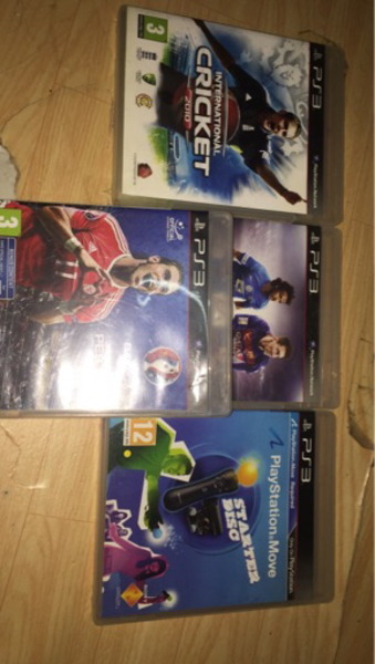 Used Ps 3 Games For Sale. in Dubai, UAE