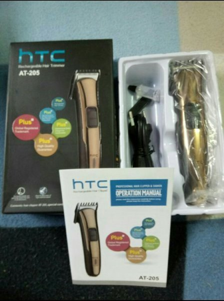 Used Rechargeable Hair Trimmer HTC in Dubai, UAE