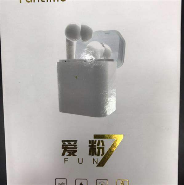 Used Fan Wireless Bluetooth Airpods Red Pair in Dubai, UAE