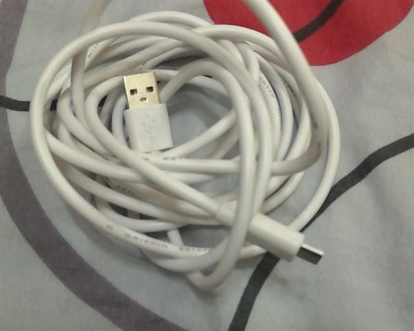 Lightening Cable & Micro USB Cable 3 Meters Both